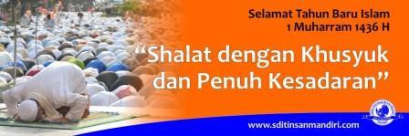 Selamat Tahun Baru Islam 1436H
